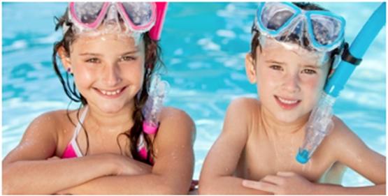 Deixe sua piscina mais segura para sua família.